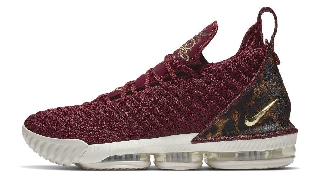 "Nike LeBron 16 ""King"" AO2588-601"