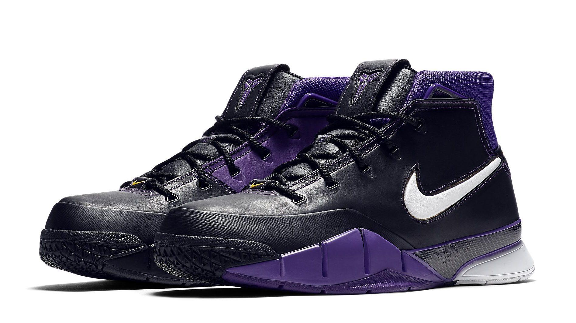 Nike Brings Back a Classic Zoom Kobe 1