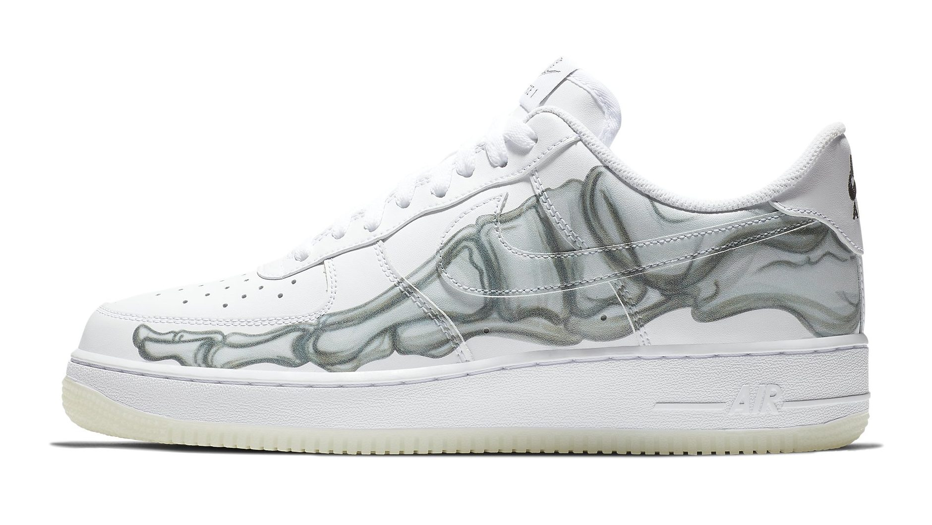 Nike Air Force 1 'Skeletal Force' for