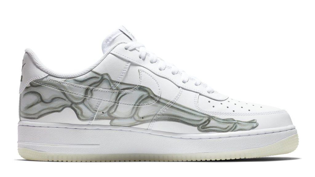 """Nike Air Force 1 """"Skeletal Force"""" BQ7541-100"""