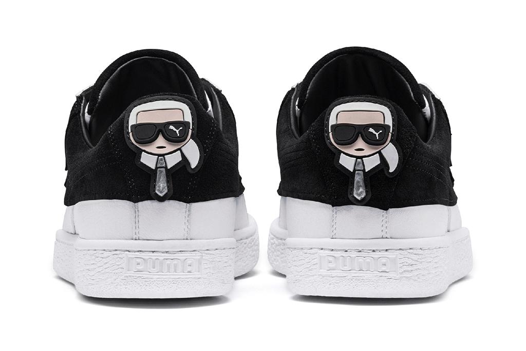 Puma x Karl Lagerfeld Set to Release 13