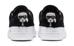 karl Lagergeld, puma, collaboration