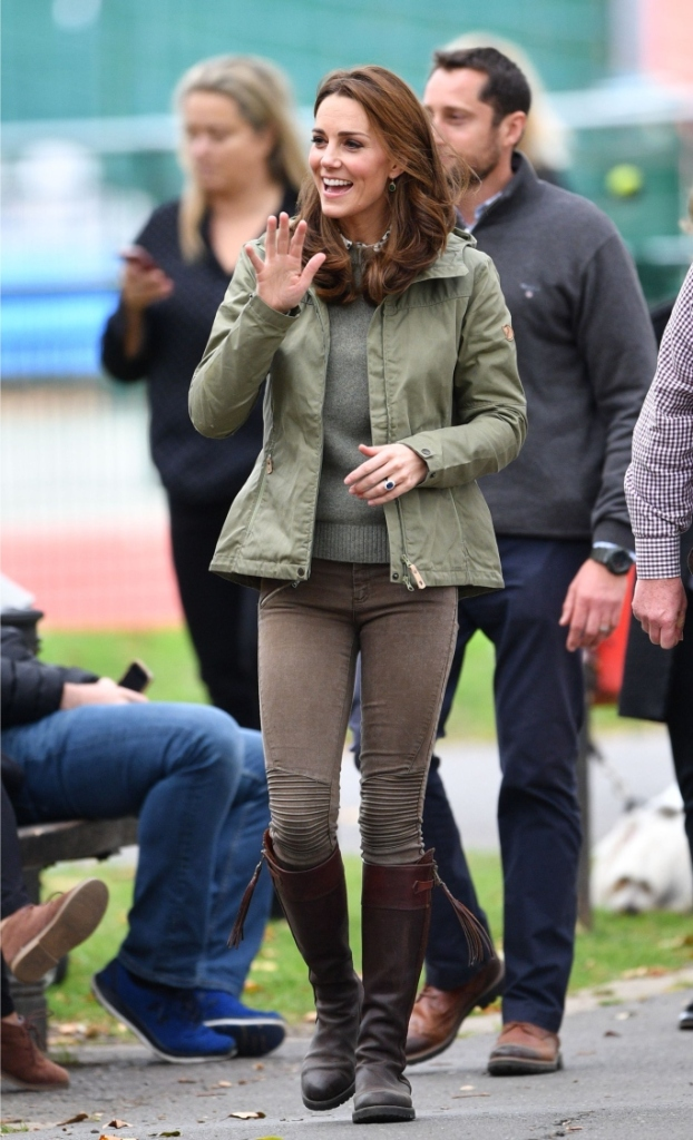 kate middleton, Penelope Chilvers long tassel boots