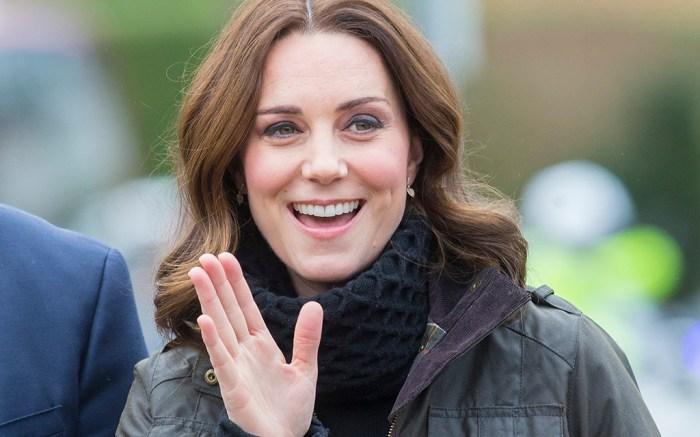 Kate Middleton boot style