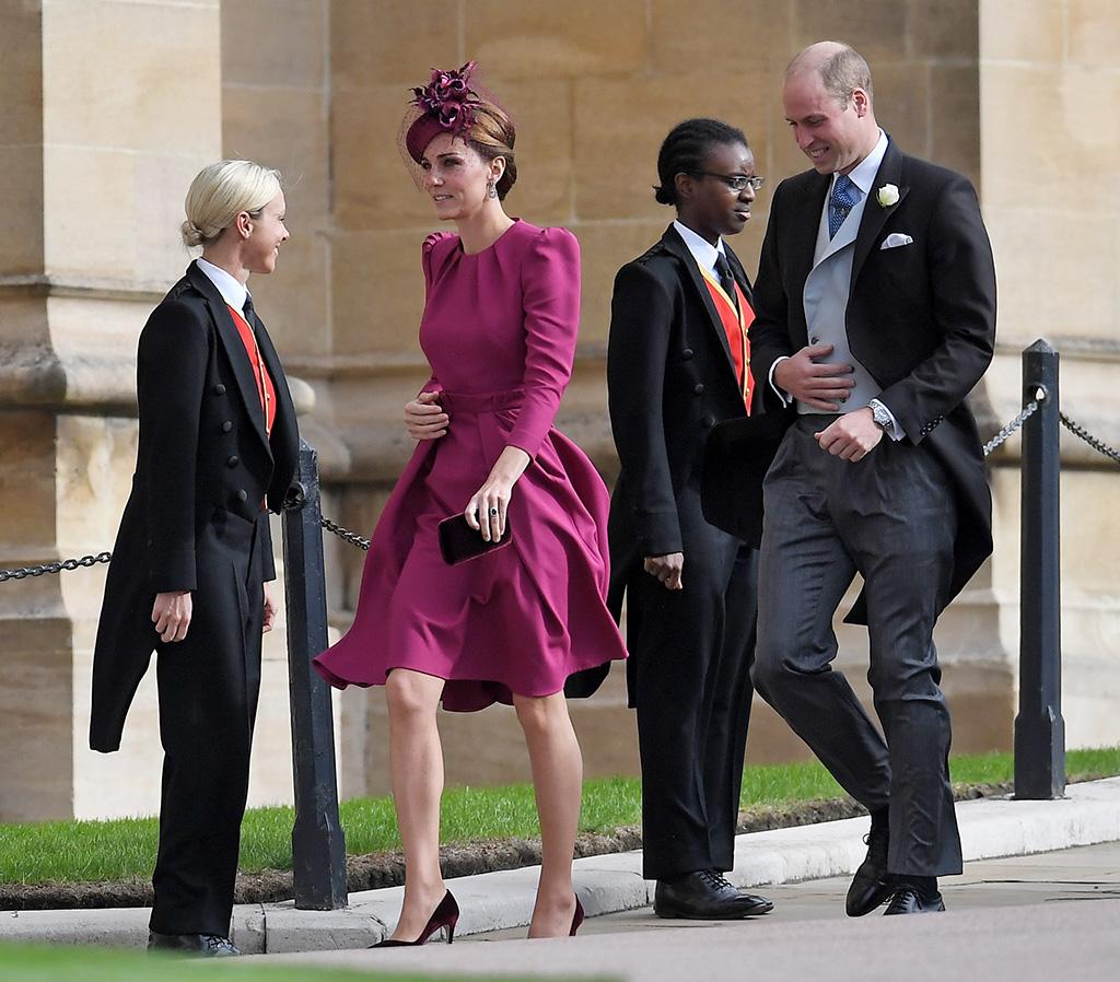 Royal Wedding: Princess Eugenie's Dress, Shoes & Guests ...