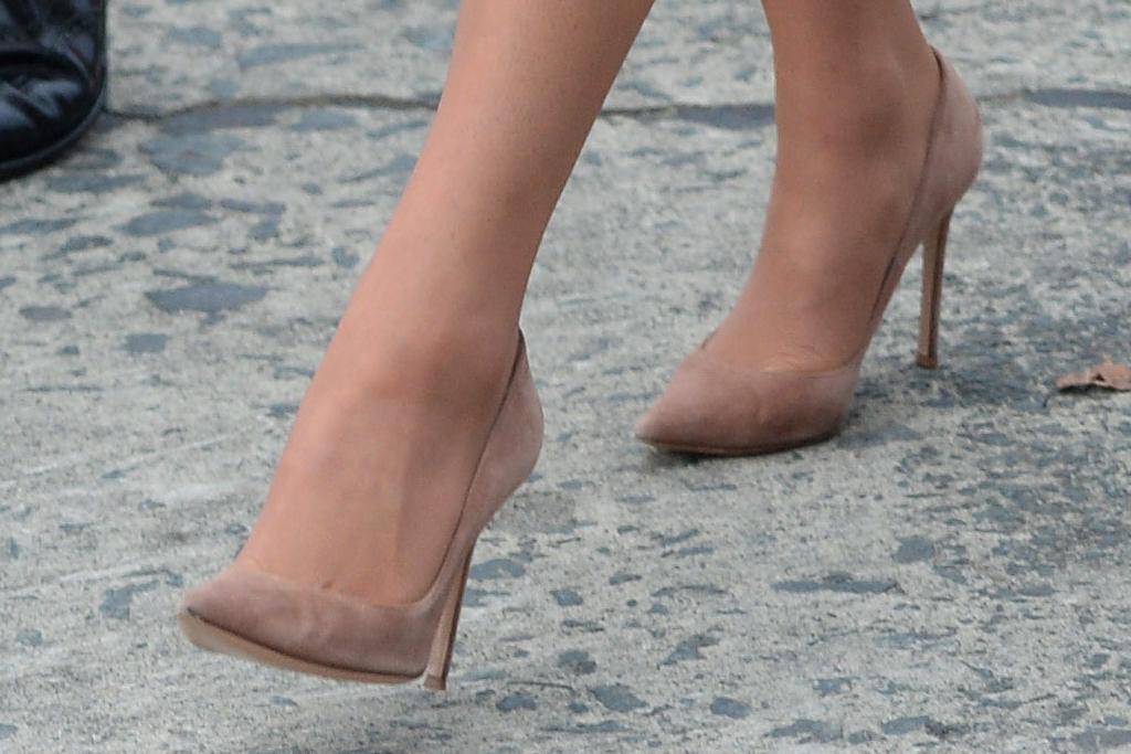 kate middleton, heels, 2016