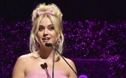 Katy Perry, 2018 PSA Spokesperson25th Annual