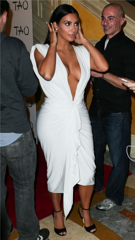 Kim Kardashian 34th birthday
