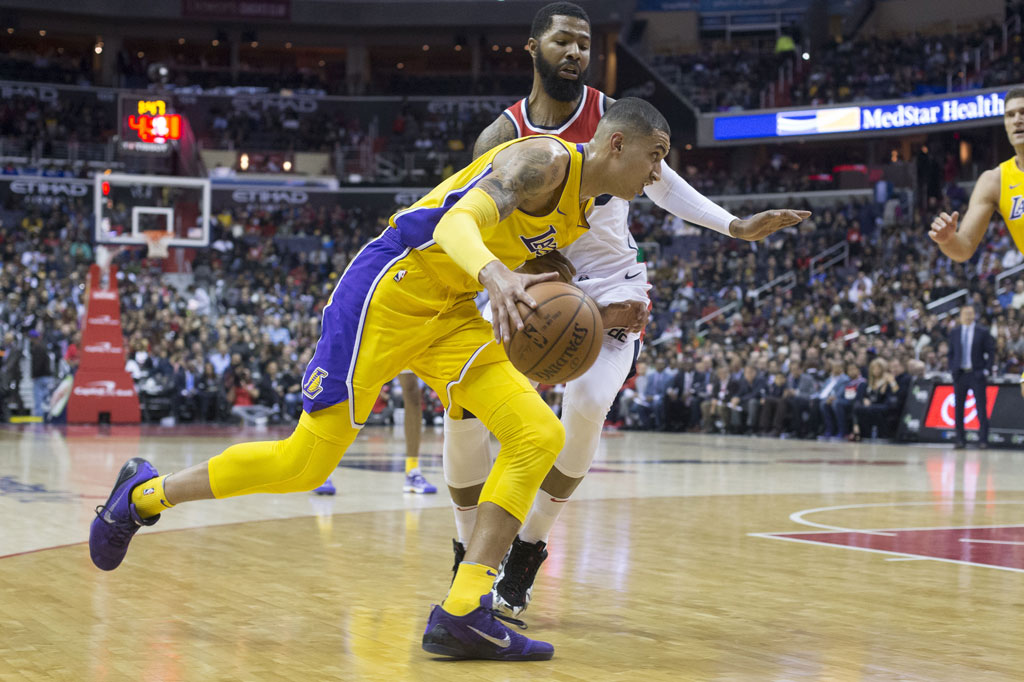 Los Angeles Lakers Star Kyle Kuzma Pays