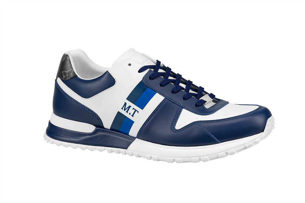 Louis Vuitton Now Yours Runaway personalized sneaker