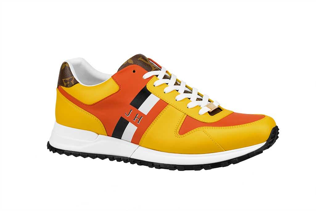 louis vuitton custom sneakers
