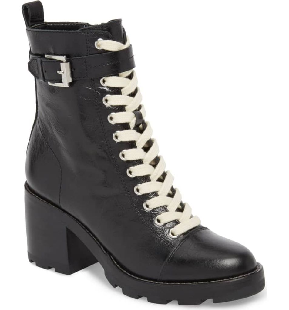 marc fisher combat boot fall 2018