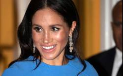 Meghan Markle attended a state dinner