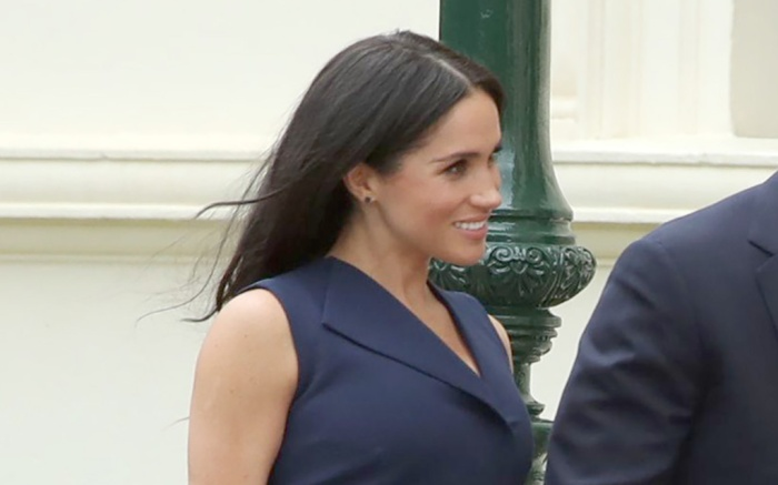 Prince Harry and Meghan Duchess of Sussex tour of Austraila, Day 3, Melbourne – 18 Oct 2018