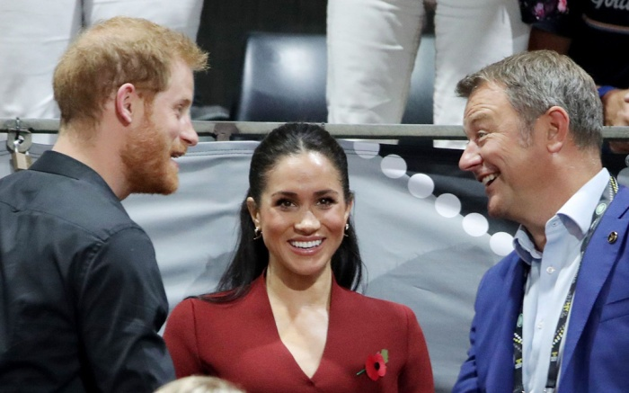 Prince Harry and Meghan Duchess of Sussex tour of Australia – 27 Oct 2018