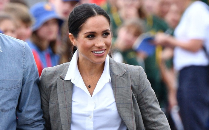 Prince Harry and Meghan Duchess of Sussex tour of Australia – 17 Oct 2018