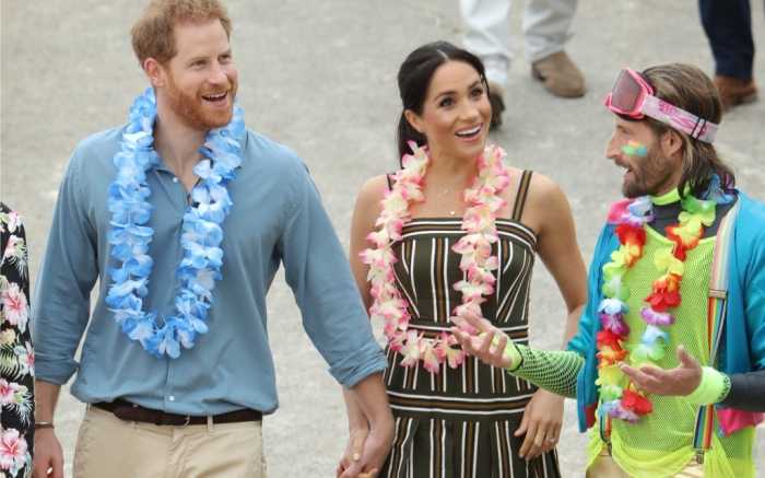 meghan markle prince harry bondi beach