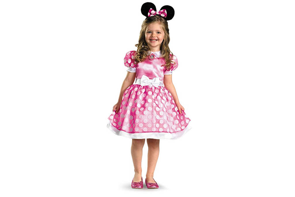 Minnie Mouse Clubhouse Classic Toddler Costume