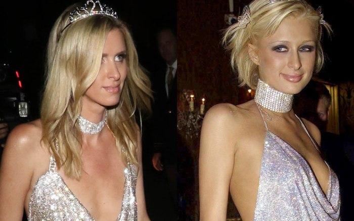 Nicky, Paris Hilton, 21st birthday, halloween