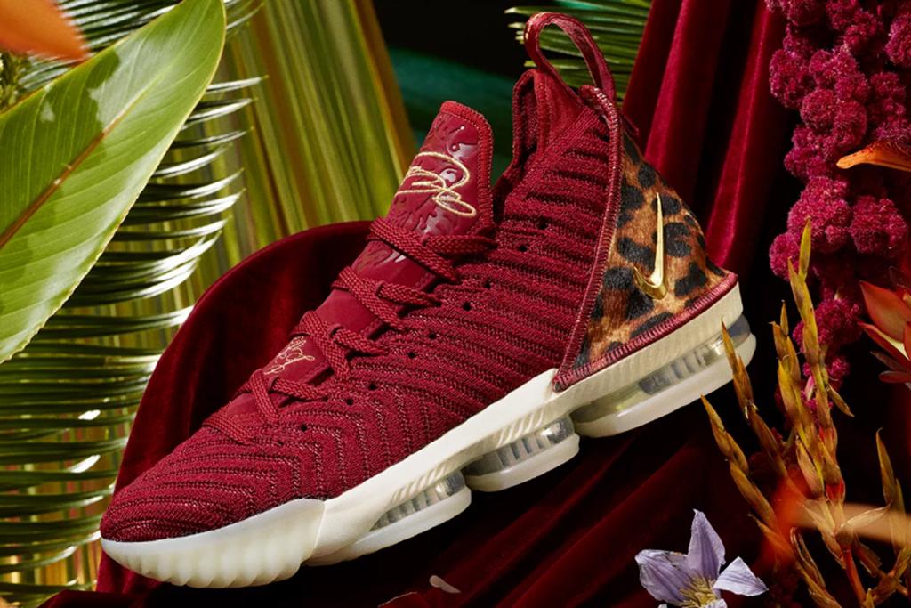 Nike LeBron 16 'King' Sneakers: Release