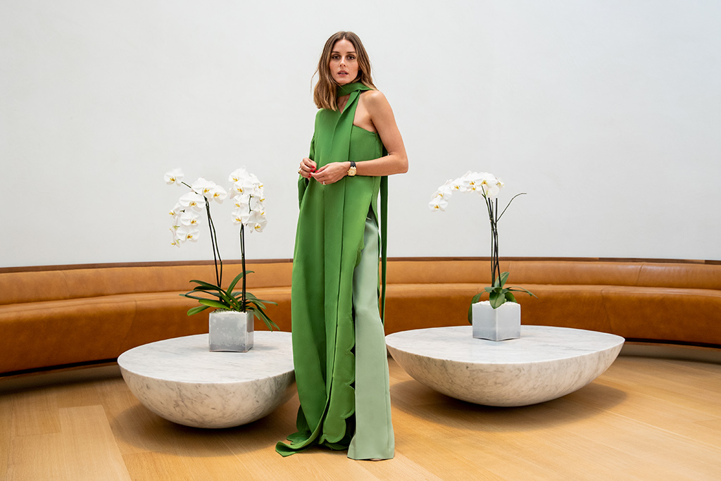 olivia palermo, ffany award, shoes on sale
