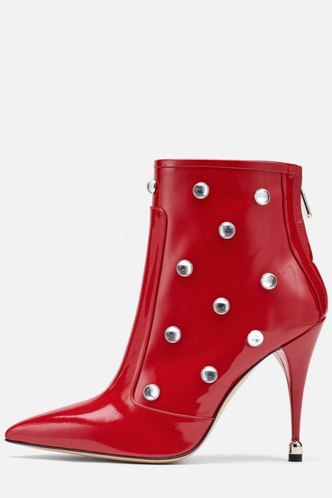paul andrew patent leather booties fall 2018 i tried it non-black boots