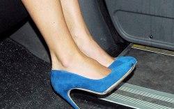 2011: Pippa Middleton's Cracked Heels