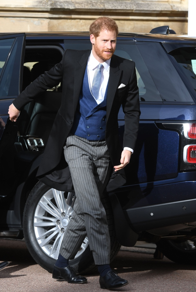 prince harry, princess eugenie wedding