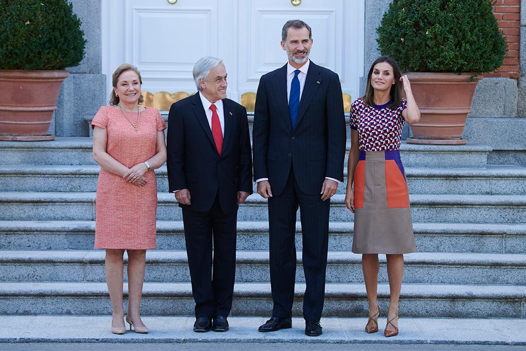King Felipe VI of Spain, Queen Letizia