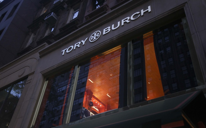 Atmosphere Tory Burch Madison Avenue flagship store opening, New York, America - 13 Sep 2011