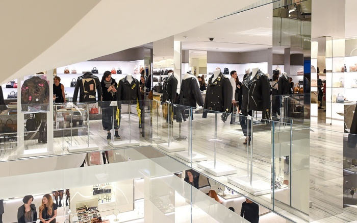 Barneys New York Launches: Chelsea Flagship Store, New York - 17 Mar 2016Barneys New York Launches: Chelsea Flagship Store, New York - 17 Mar 2016