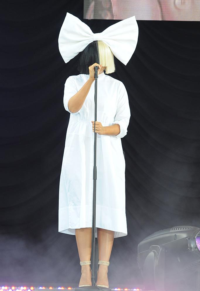 Sia Furler 'Good Morning America' Summer Concert Series, New York, USA - 22 Jul 2016