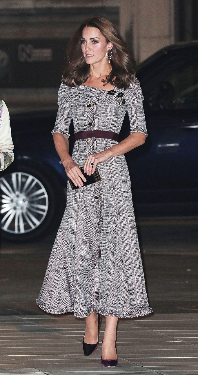 Catherine Duchess of CambridgeCatherine Duchess of Cambridge opens V&A Photography Centre, London, UK - 10 Oct 2018