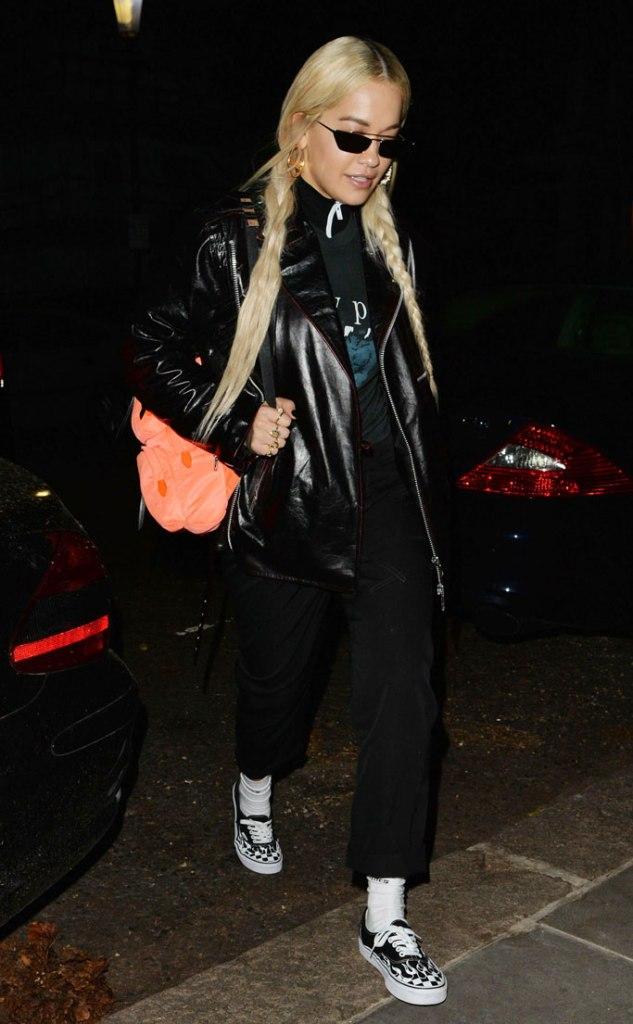 Rita Ora, Post Malone, concert,