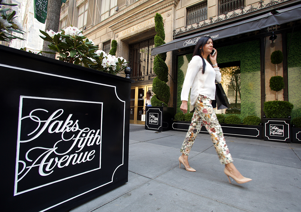 Saks Fifth Avenue's Friends and Family