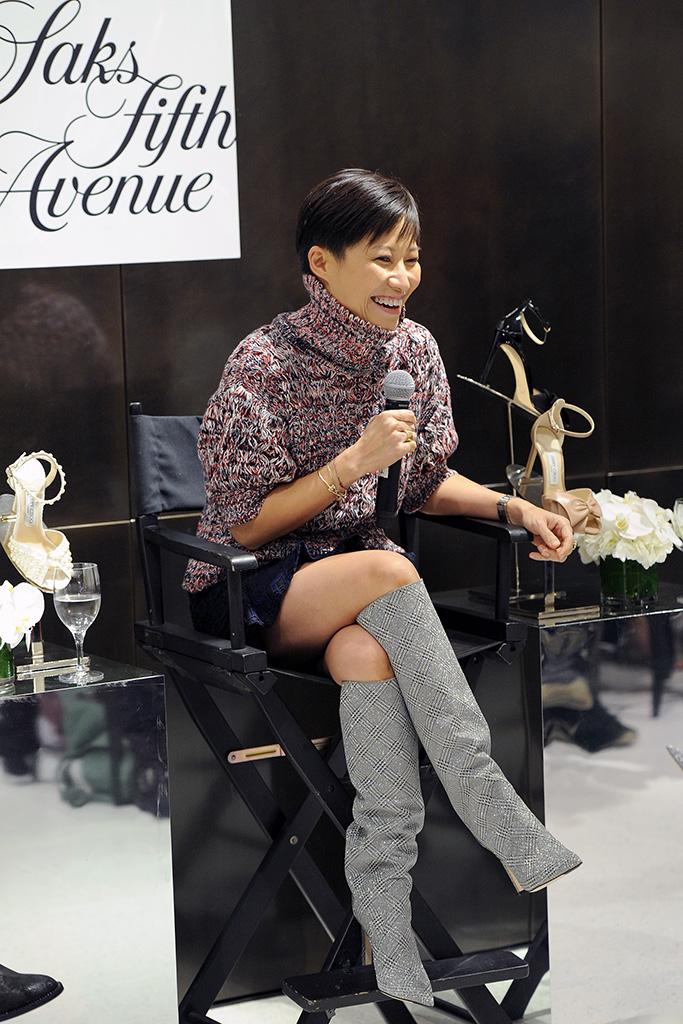 Sandra Choi Saks Fifth Avenue Fearless Women