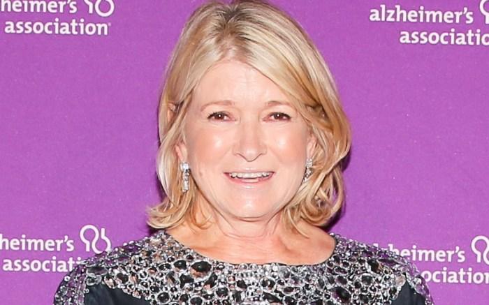 Martha Stewart, Aeroles