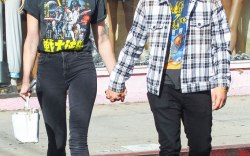 Joe Jonas and Sophie Turner Couple's Style