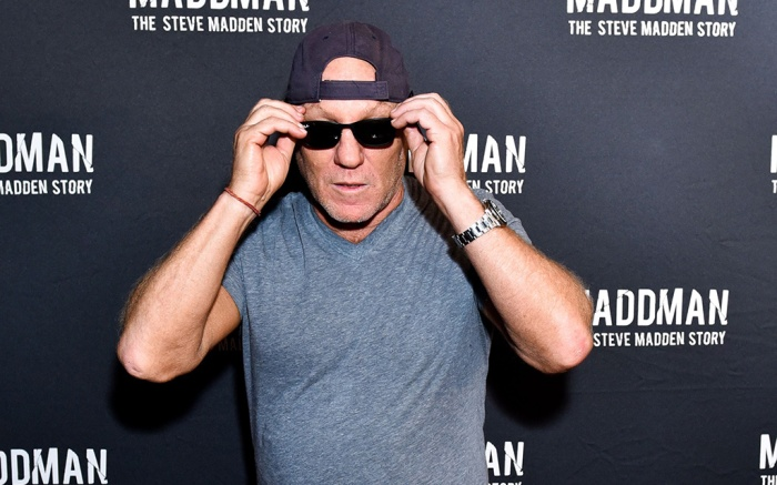'Maddman: The Steve Madden Story' film premiere, New York, USA – 30 Nov 2017