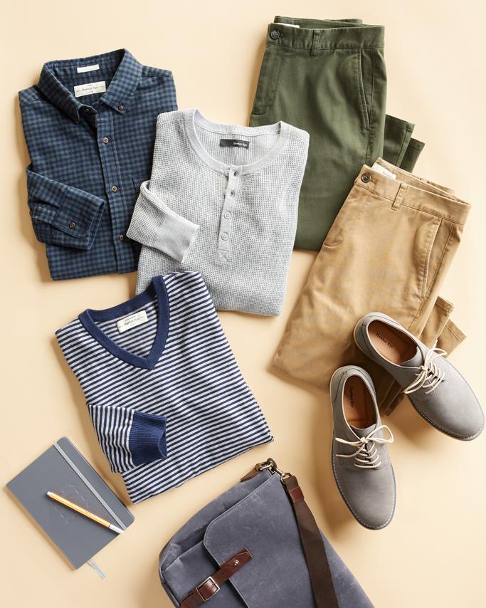 Stitch Fix men's clothing accessories