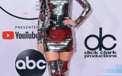 2018 AMAs Red Carpet Arrivals