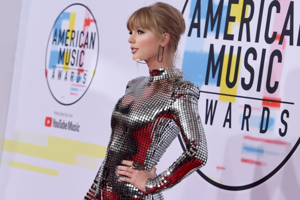 2018 American Music Awards, taylor swift