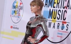 2018 American Music Awards, taylor swift