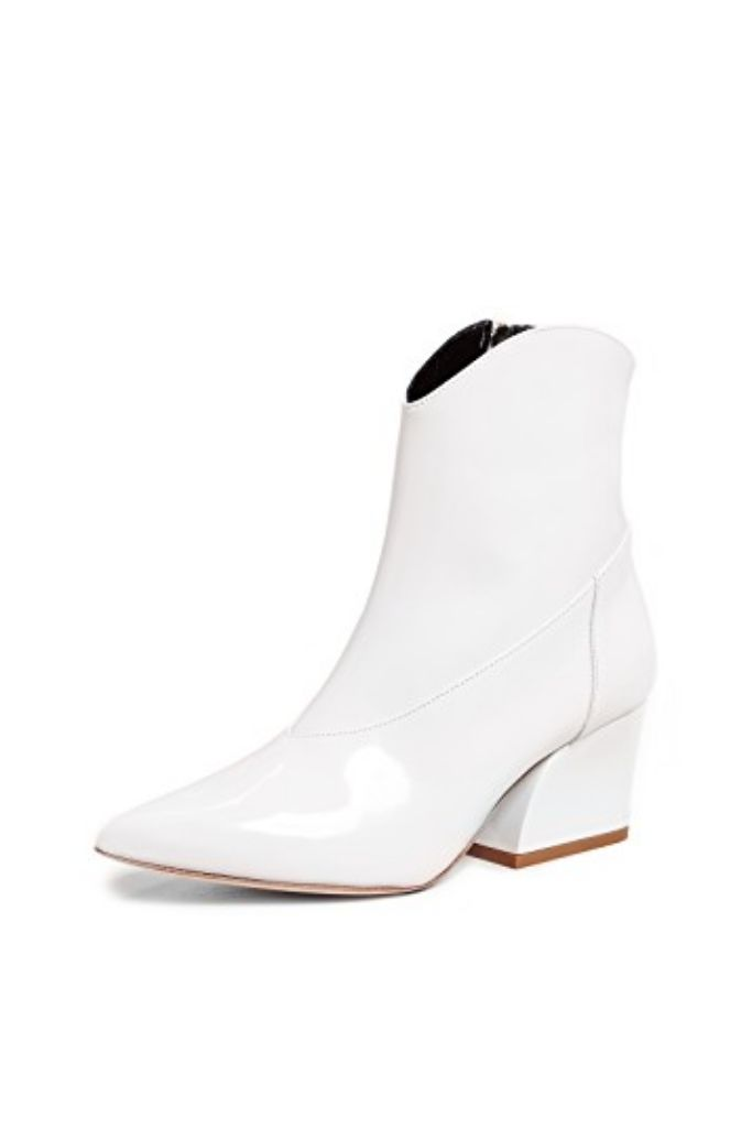 tibi fall 2018 western boots fall 2018 best shoe trends