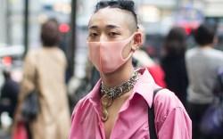 street style, tokyo fashion week, spring