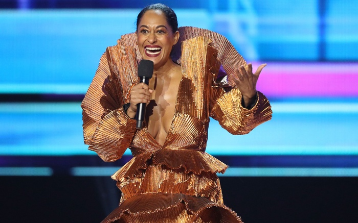 Tracee Ellis Ross, American Music Awards, Show, Los Angeles, USA - 19 Nov 2017