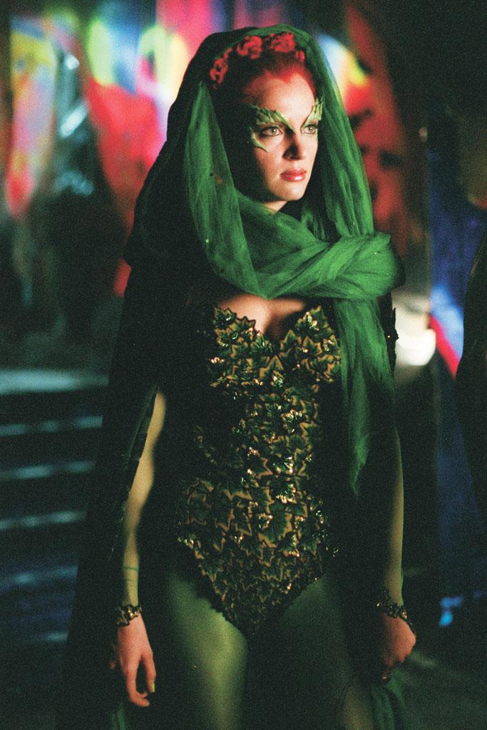 Uma Thurman, Poison Ivy, Batman