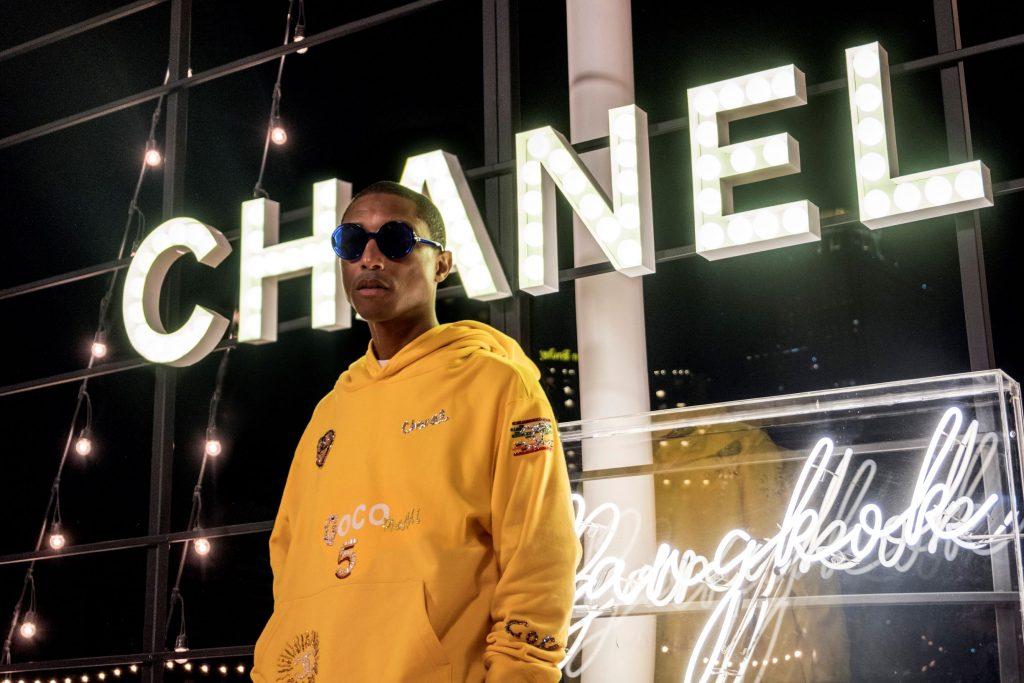 Pharrell, Chanel