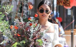 vanessa hudgens, los angeles
