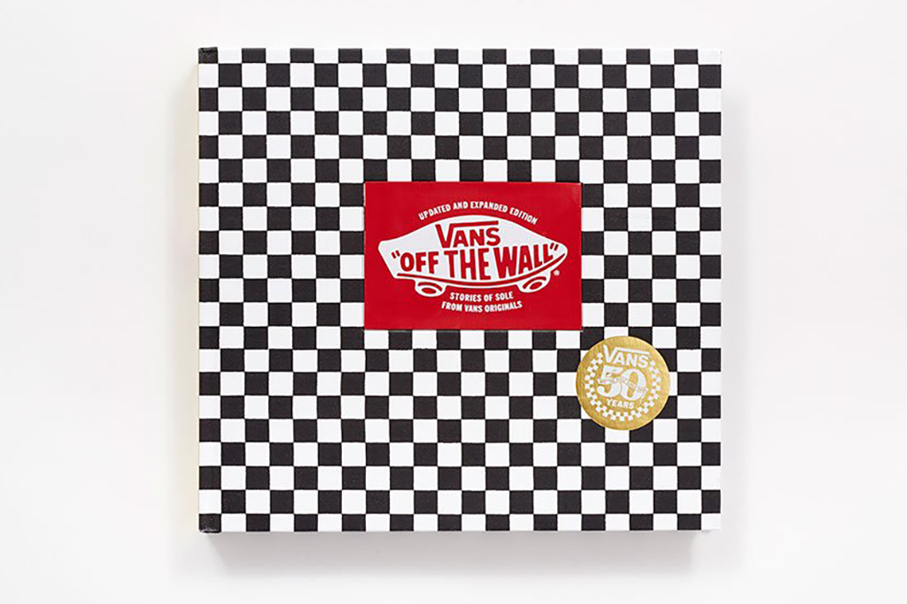 Vans Off The Wall Book